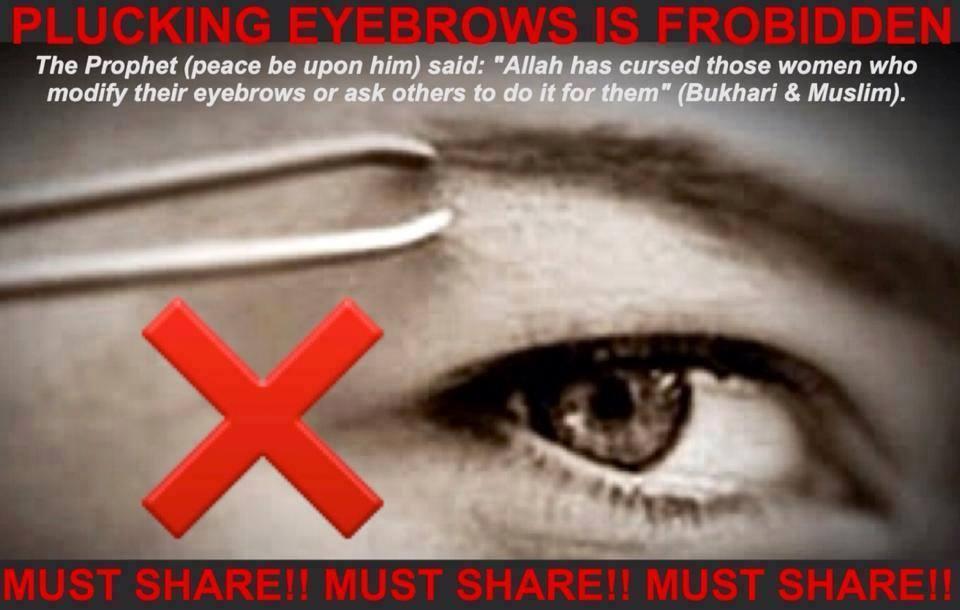 Haram Eyebrows